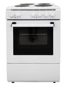 Готварска печка Snaige SEM 50-8R, Клас А, Бяла, 8 функции
